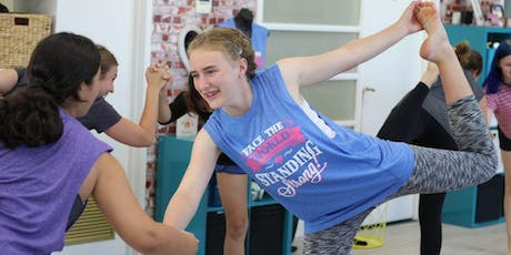 Strength From Within Workshop: Girls 11-16yrs  tickets