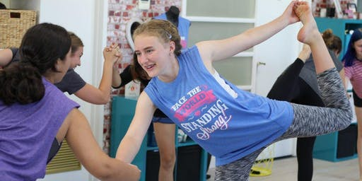 Strength From Within Workshop: Girls 11-16yrs
