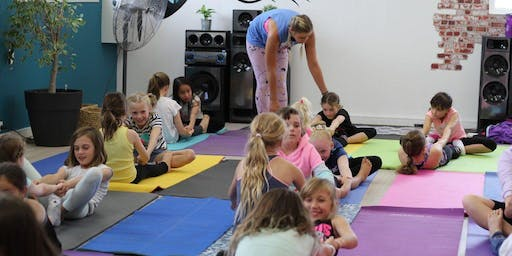 Strength From Within Workshop: Girls 6-10yrs