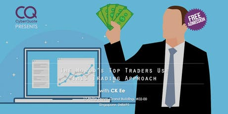The World's Top Traders Use This Trading Approach tickets