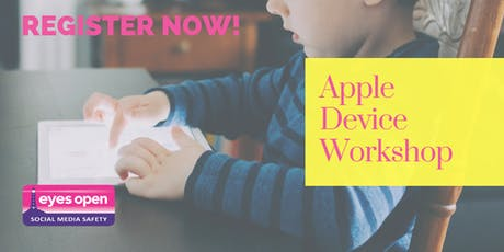 Device Management Workshop - (Apple iPad/iPhone) for Primary School Use tickets