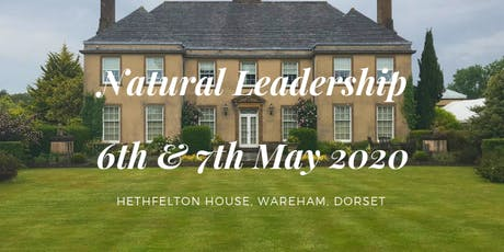 Natural Leadership 2020 tickets