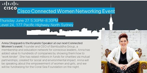Cisco Connected Women Networking Evening