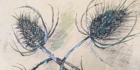 Drawing with Charcoal and Ink tickets