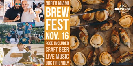NORTH MIAMI BREWFEST 2019 tickets