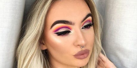 Global Instagram taster masterclass demo  make up session with Beth Allen tickets