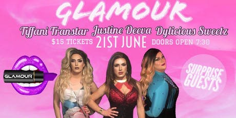 Glamour June 2019 tickets