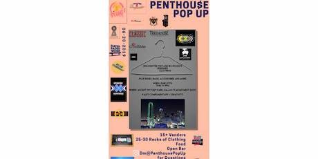 Penthouse Pop Up tickets