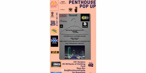 Penthouse Pop Up