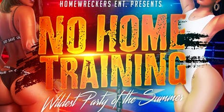 No Home Training tickets