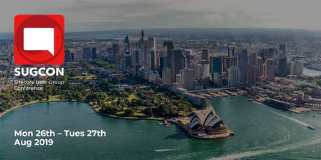 Sitecore User Group Conference - Australia & New Zealand 2019 tickets