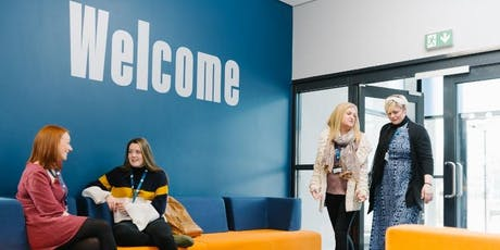 University Courses Burnley Applicant Day tickets