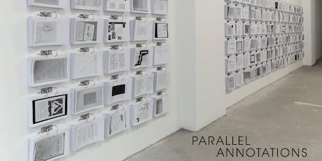 Parallel Annotations: Rebecca Collins, Natalie Ferris and Sophia Yadong Hao tickets