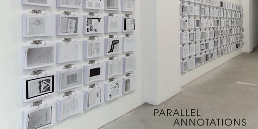Parallel Annotations: Rebecca Collins, Natalie Ferris and Sophia Yadong Hao