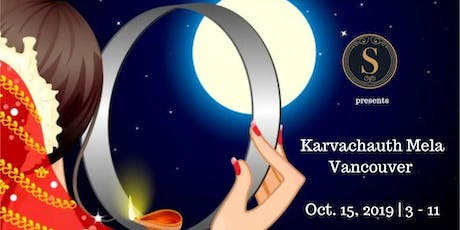 Karwa Chauth Mela Vancouver 2019 tickets