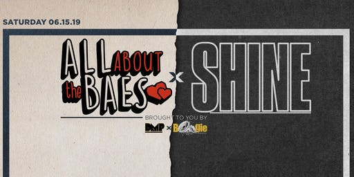 MIKEWOO for ALL ABOUT THE BAES x SHINE