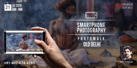 Guided Smartphone Photography tickets