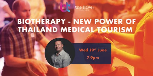 Biotherapy - New Power of Thailand Medical Tourism