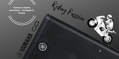 Yamaha, Riding Passion