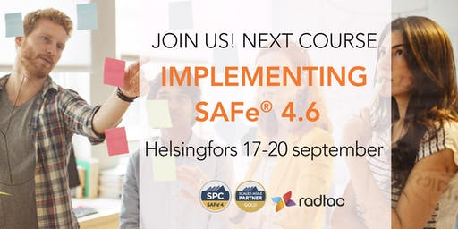 Implementing SAFe® 4.6 with SAFe Program Consultant (SPC4)