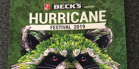 Hurricane Festival Kombiticket 3 Tage inkl. Camping Tickets
