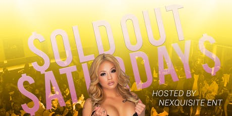$old Out Saturdays @ PRYMEDALLAS tickets