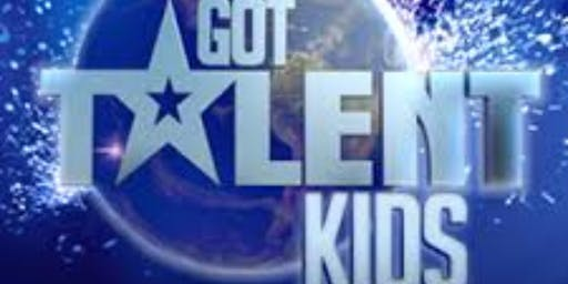 GOT TALENT KIDS