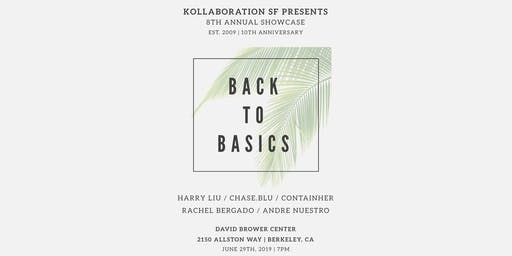 Kollaboration SF Presents: Back To Basics
