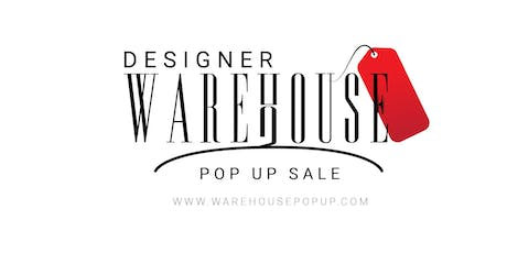 Vancouver's Largest Designer Warehouse Sale tickets