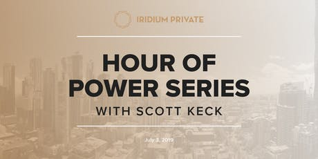 Hour of Power Series with Scott Keck tickets