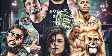 Cactus League Wrestling Presents: LAST STOP tickets