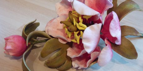 Community Learning - Sugarcraft Seasonal Flowers - Mansfield Central Library tickets