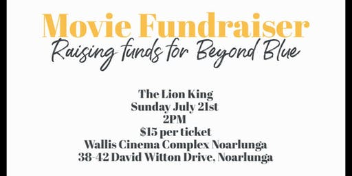 Coastrek Fundraiser - The Lion King