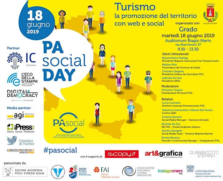 Immagine Turismo: la promozione del territorio con web e social