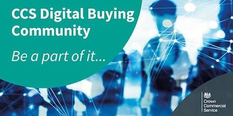 Digital Buying Community meet up tickets