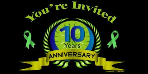 2019 Well Within Awards NAMI Davidson 10th Anniversary