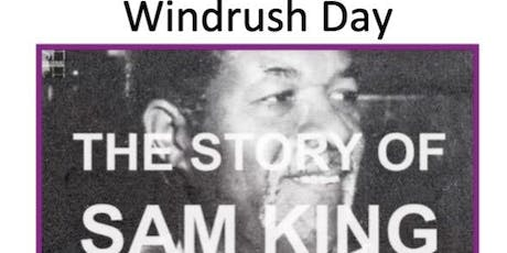 "Film ""The Story of Sam King MBE"" the founder of the Windrush Foundation, and first Black Mayor of Southwark tickets"