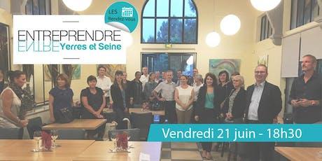 """Les RDV """"Entreprendre entre Yerres et Seine"""" billets"""