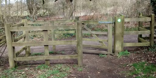 Through the Gate: a Walking and Writing Workshop
