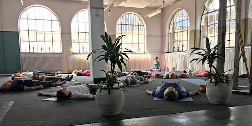 Internationale Yogadag