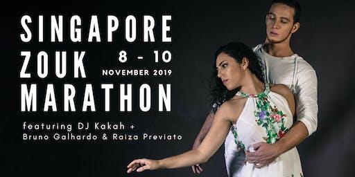 Singapore Zouk Marathon 2019