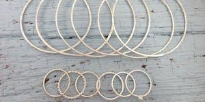 Jewellery & Silversmithing Workshop: Silver Bangles &...