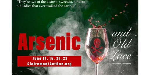 """""""Arsenic and Old Lace"""""""