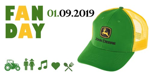John Deere Fan Day 2019