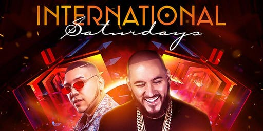 "The #1 Saturday Night Dance Party in Astoria ""Int'l Saturdays"" @ Fusion"