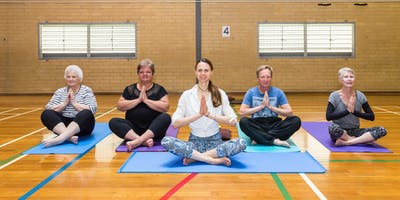 Come and Try for over 55s: Gentle Flow Yoga