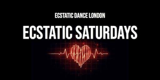 ECSTATIC DANCE LONDON presents: Conscious Clubbing + Cacao + Sound Journey