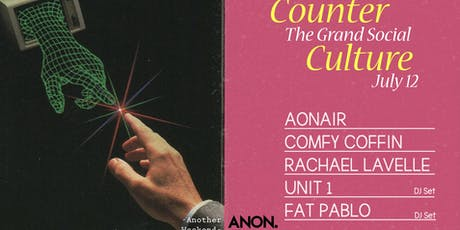 Counter Culture 001 tickets