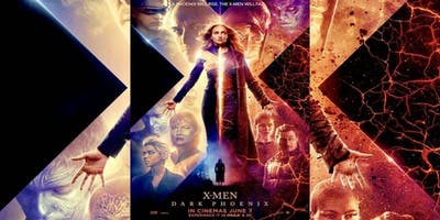 Movie: Dark Phoenix at ShowPlace ICON at Roosevelt Collection in Chicago