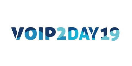VoIP2DAY 2019 tickets
